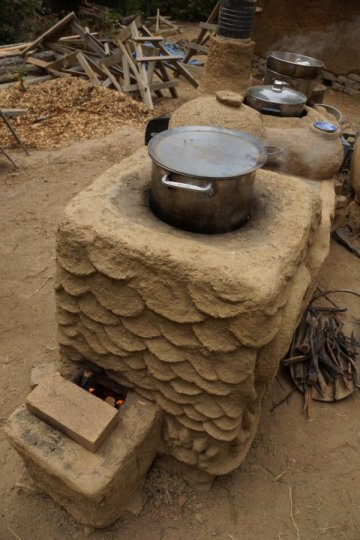 All Adobe Mud Cookstoves And Ovens Rocket Stoves